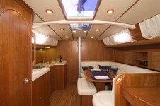 Salona 45 Performance Cruiser.